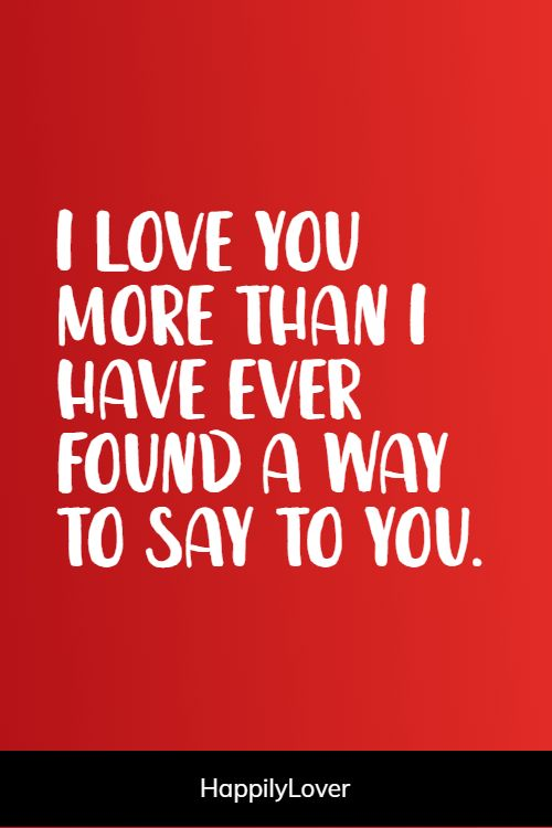 ever i love you quotes for girlfriend