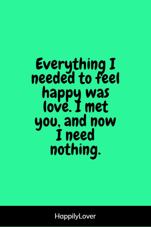 good deep love quotes for him