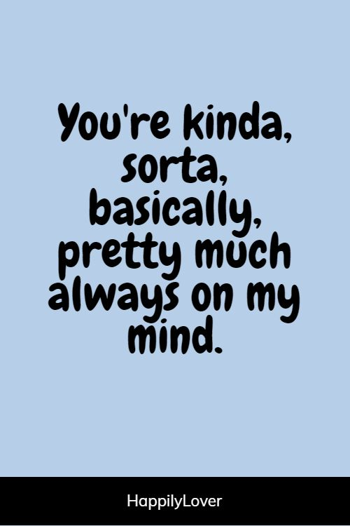 great funny love quotes for him