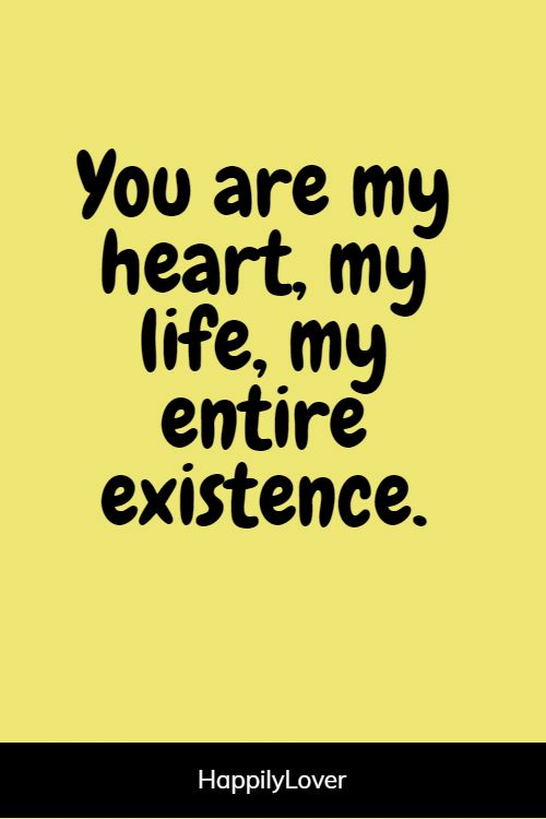 happiest true love quotes for him
