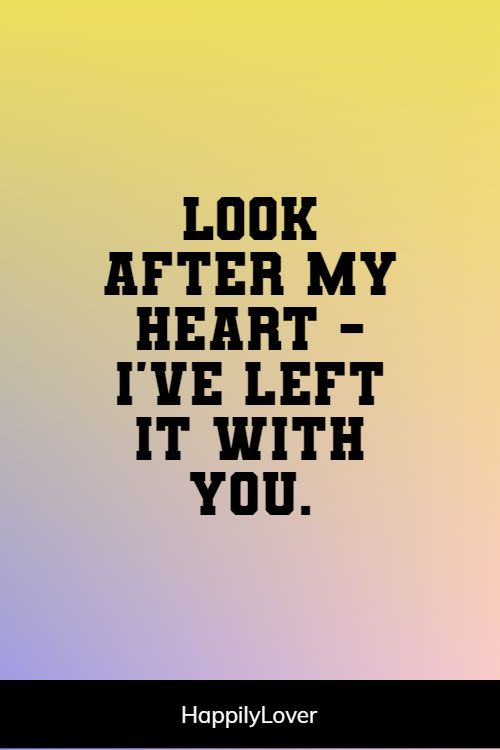 inspiring love quotes for him