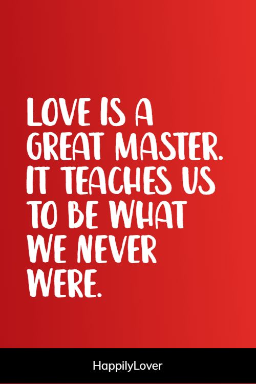 master i love you quotes for girlfriend