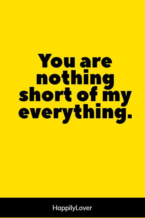 sweet i love you quotes for him