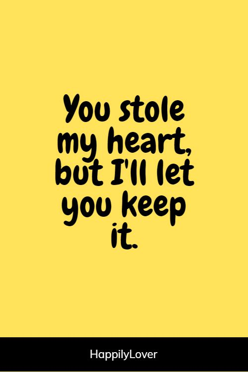 top sweet quotes for him